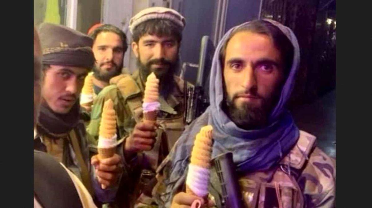 فیلم +18 از شلاق زدن جوان افغان توسط طالبان   فیلم طالبان