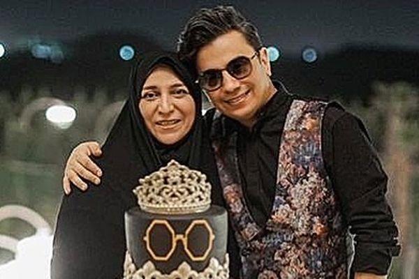 اولین عکس منتشر شده از محسن ابراهیم زاده و همسرش! | بیوگرافی محسن ابراهیم زاده