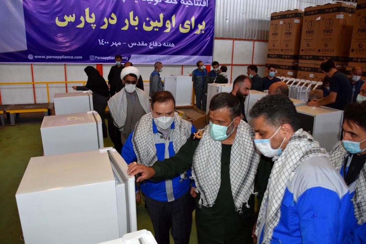 محمدزاده مدیرعامل پارس: اجازه ورود به شرکت هایی که ایران را ترک کردند ندهید