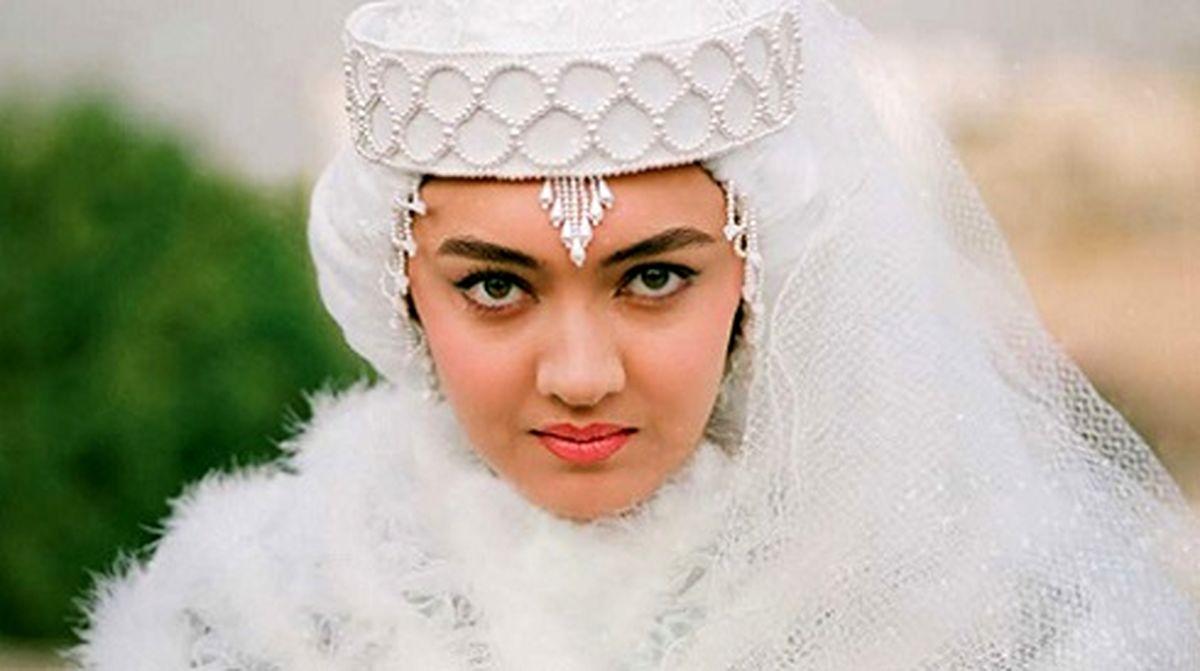 عکس لورفته از نیکی کریمی در لباس عروس | ماجرای ازدواج نیکی کریمی