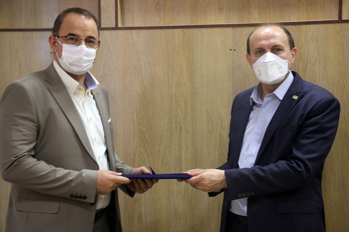امضای تفاهم نامه همکاری بین سرای ایرانی، بانک صادرات ایران و پرداخت الکترونیک سپهر