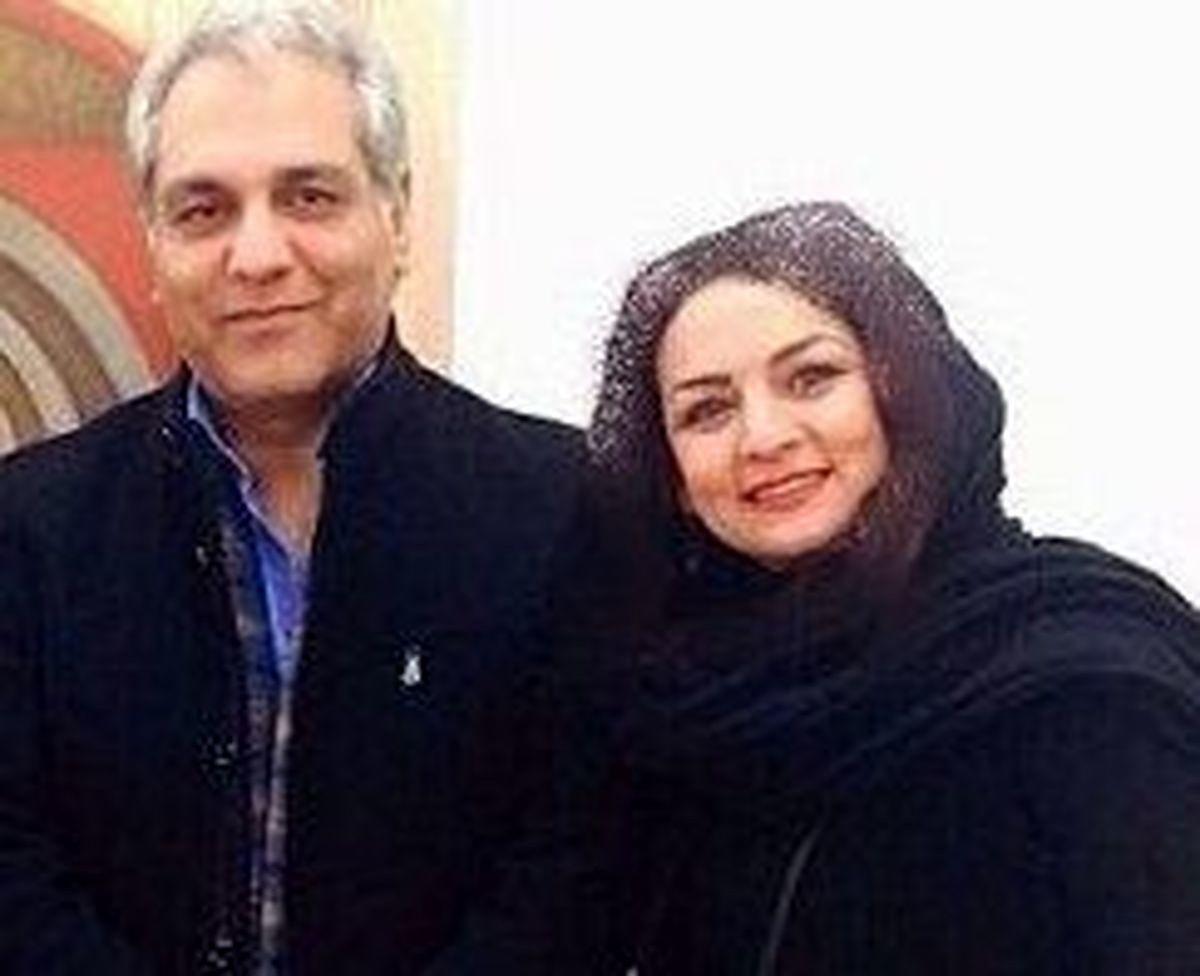 ماجرای عکس منتشر شده از مهران مدیری و همسرش   عکس مهران مدیری و دخترش