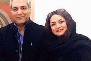 ماجرای عکس منتشر شده از مهران مدیری و همسرش | عکس مهران مدیری و دخترش