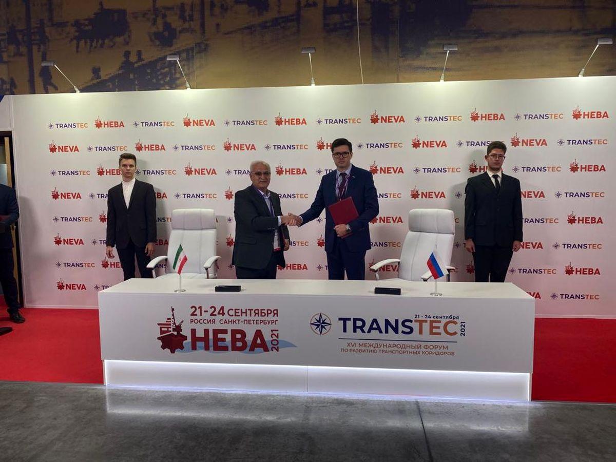 توافقنامه سازمان منطقه آزاد انزلی و منطقه ویژه اقتصادی سن پترزبورگ منعقد شد