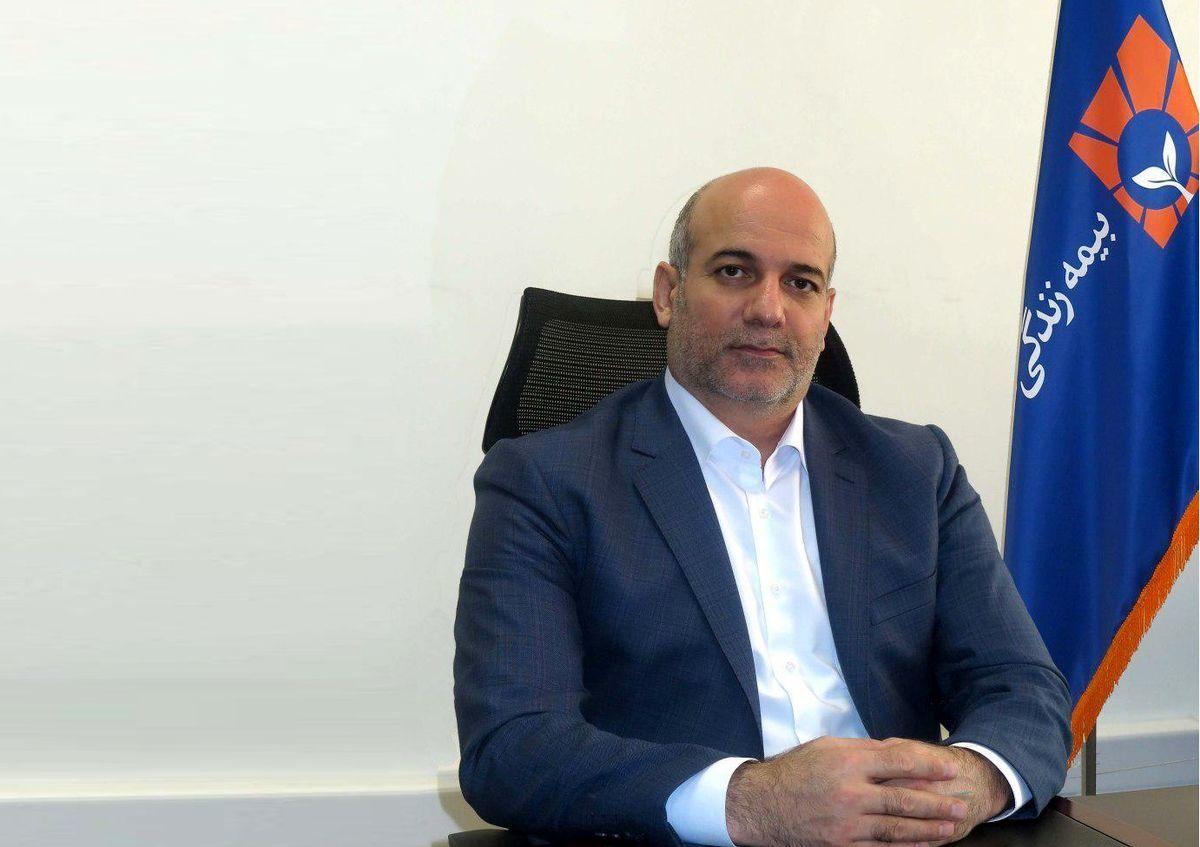 مدیرعاملی نوروزی برای بیمه خاورمیانه تمدید شد